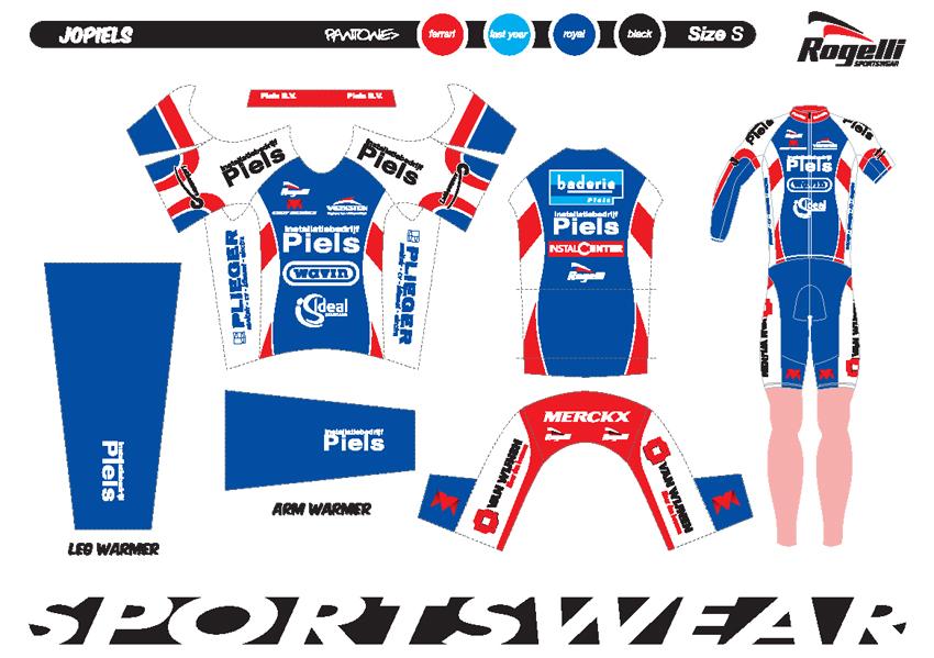 Cyclingteam Jo Piels klaar voor nieuwe seizoen | Brabant Cycling